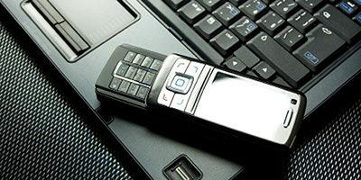 risiko mobile endgeräte