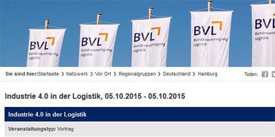 BVL - Industrie 4.0